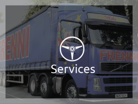 frenni services transport friends