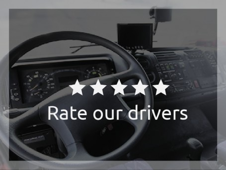 rate our drivers frenni transport friends