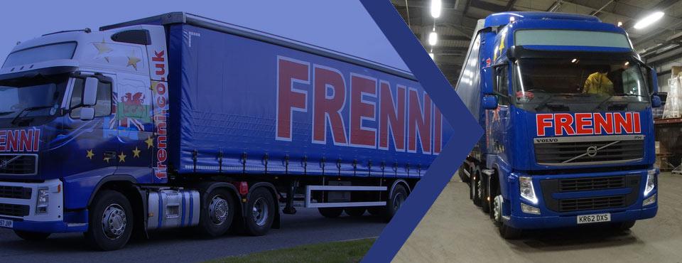 Frenni-Transport-Pallet-Services