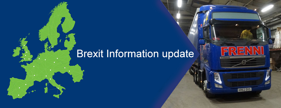 Frenni-Transport-Brexit-Information